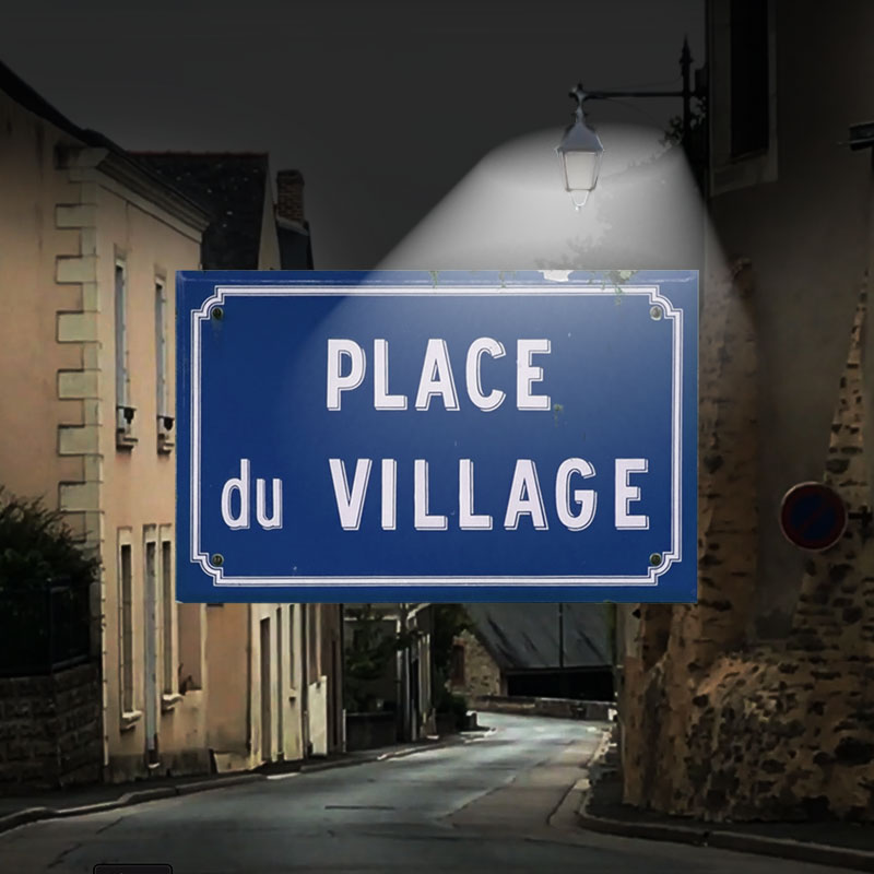 Places du Village